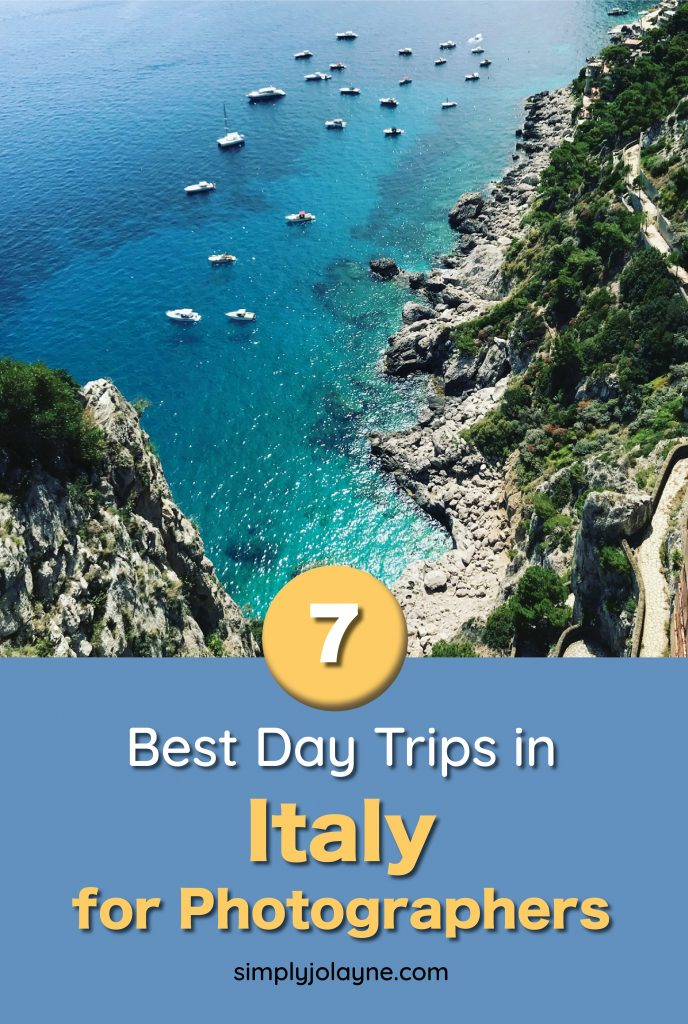 7 picturesque day trips in Italy